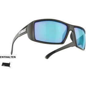 Bliz Drift Okulary, matte black/smoke/blue multi